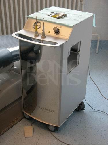 Аппарат для лечения зубов без сверления