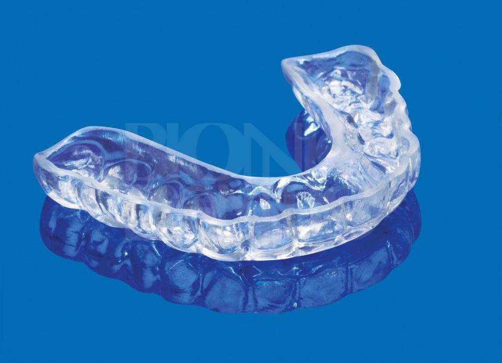 капа для укрепления эмали зуба