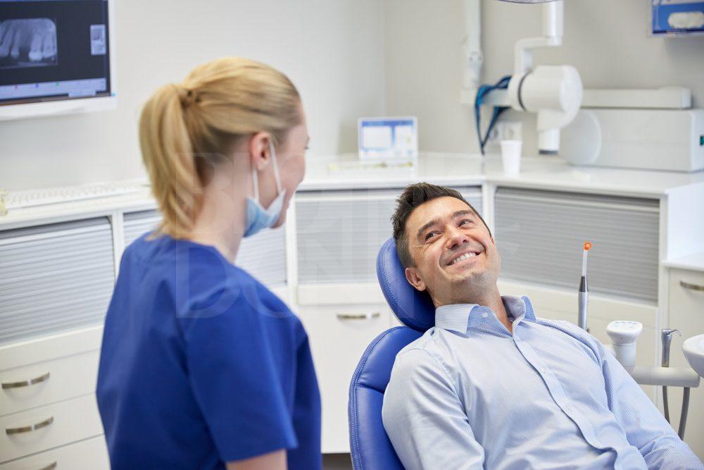 цифровой РГ контроль после удаления зуба мудрости