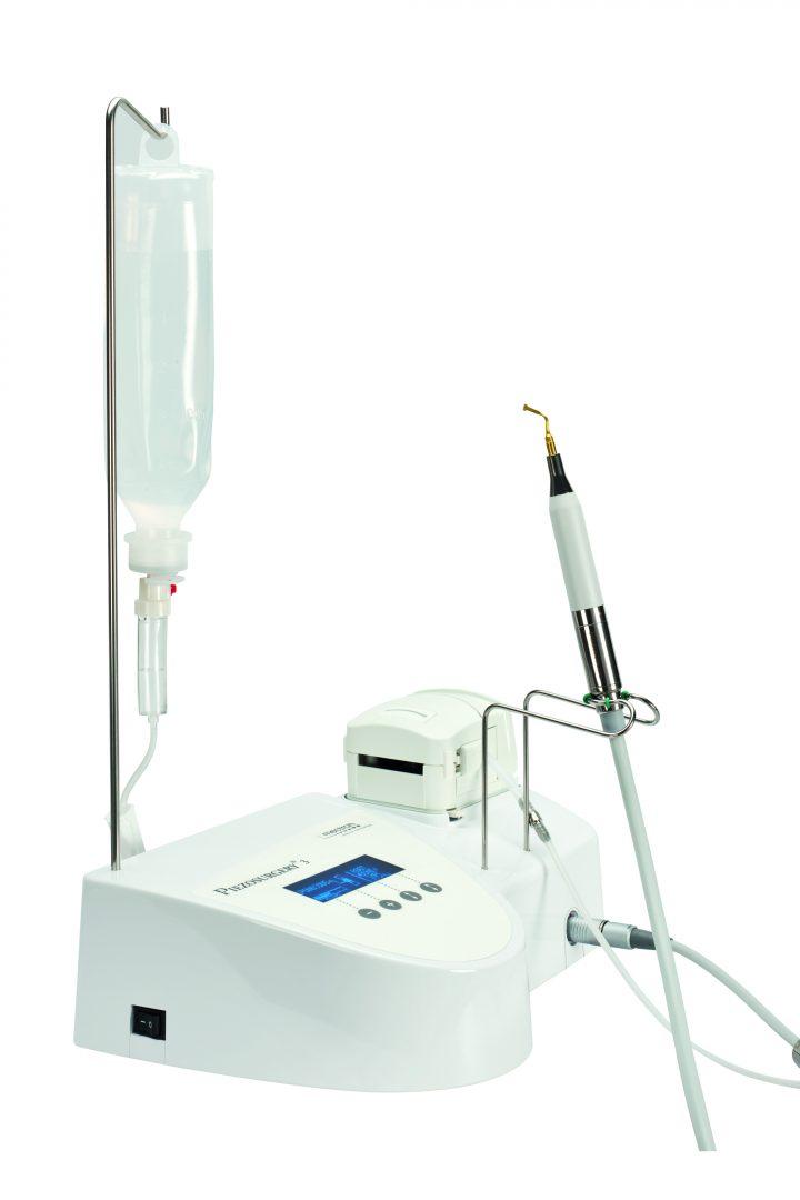 Ультразвуковая методика работы с костной тканью PIEZOSURGERY